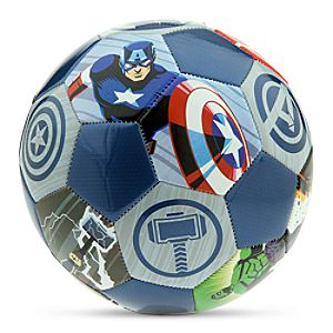The Avengers Soccer Ball