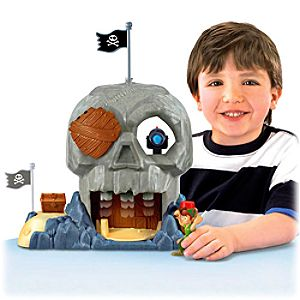 Jake and the Never Land Pirates - Skull Island Play Set