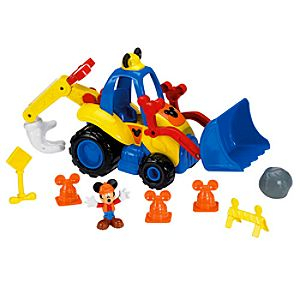 Mickey Mouse Mouska-Dozer