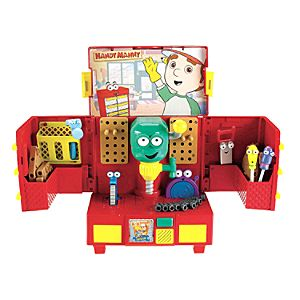 Roland the Tool Chest Handy Manny Tool Center