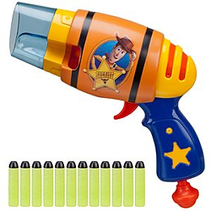 Toy Story Woodys Blaster