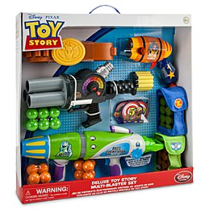 Toy Story Multi-Blaster Play Set