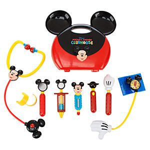 Mickey Mouse Clubhouse Doctor Set