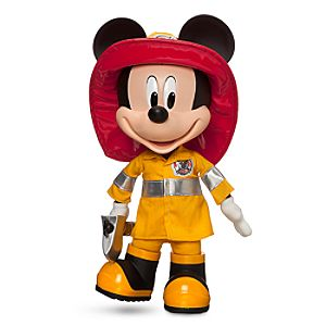 Mickey Mouse Talking Fire Rescue Figure - 13''