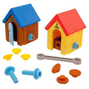 Mickey Mouse Construct n Play Set