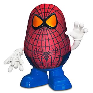 The Amazing Spider-Man - Mr Potato Head Spider Spud