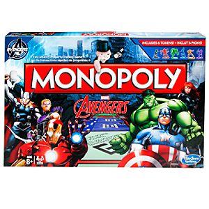 Marvels Avengers Monopoly