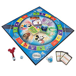 Trivial Pursuit Game - Disney for All Edition