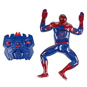 RC Speed-Climbing Spider-Man Toy Figure