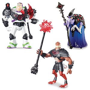 Battleopolis Action Figure Set - Toy Story That Time Forgot