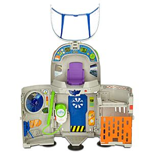 Toy Story Buzz Lightyear Spaceship Command Center Play Set