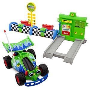 Toy Story RCs Race Gear, Gas & Go! Play Set