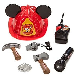 Mickey Mouse Fire Rescue Roleplay Set