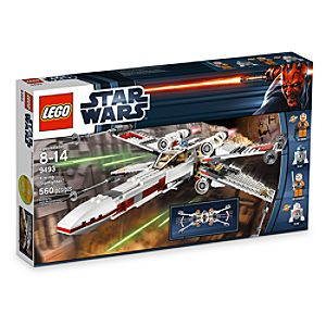 Star Wars X-Wing Starfighter LEGO set