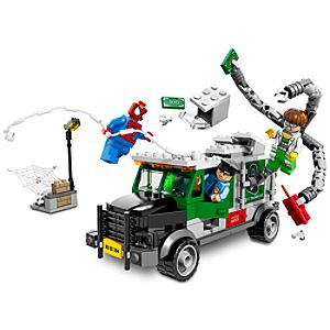 Ultimate Spider-Man Doc Ock Truck Heist Play Set by Lego