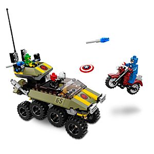 Captain America vs. Hydra Play Set by Lego