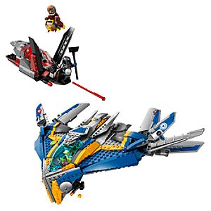 Marvels Guardians of the Galaxy The Milano Spaceship Rescue LEGO Set