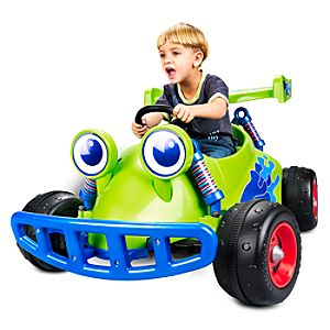 Toy Story RC Ride On Vehicle