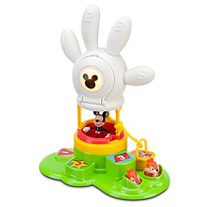 Mickey Mouse Clubhouse Mickeys Hot Air Balloon Play Set