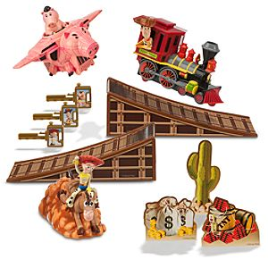 Toy Story Key Charger Western Play Set