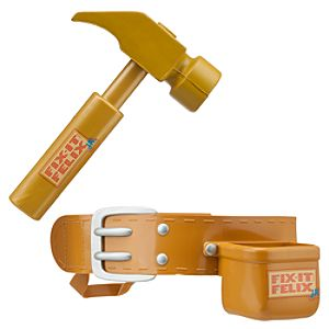 Fix-it Felix Jr. Belt and Hammer Set - Wreck-It Ralph