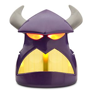 Zurg Light Up and Voice Changing Mask