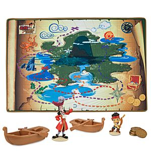 Jake and Hook Deluxe Play Mat