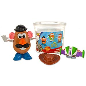 Toy Story 3 Mr. Potato Head Spud Lightyear & Woodys Tater Roundup