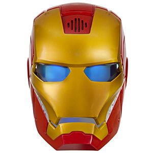 Marvel Mission Iron Man Mask by Hasbro