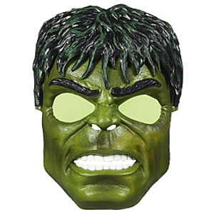 Hulk Light-Up Mask