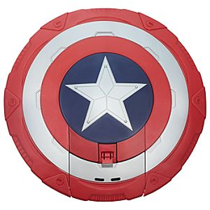 Captain America Stealthfire Shield