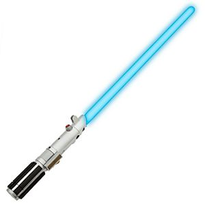 Luke Skywalker Star Wars Ultimate FX Lightsaber by Hasbro