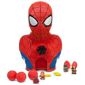 Marvel Spider-Man Squinkies Dispenser Set