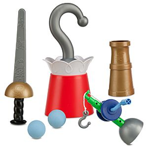 Captain Hooks Accessory Set