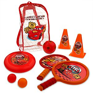 Lightning McQueen Sports Bag