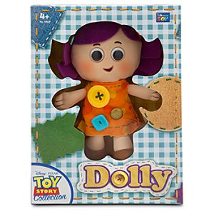 Toy Story Collection Dolly Figure by Thinkway Toys -- 8 H