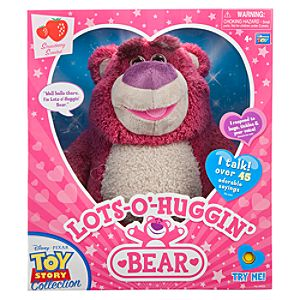 Toy Story Collection: Lots-o-Huggin Bear Plush by Thinkway Toys -- 13 H