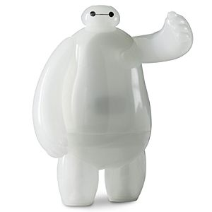 Baymax Projection Action Figure - Big Hero 6
