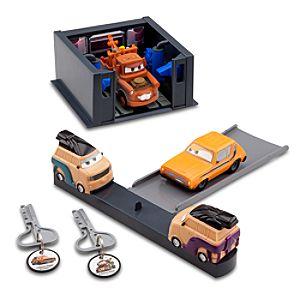 Cars 2 Key Charger Tokyo Play Set