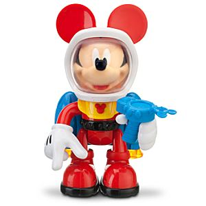 Mickey Mouse Clubhouse Jet Pack Mickey Figure -- 10 H