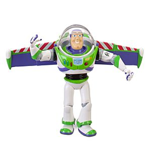 Toy Story Buzz Lightyear Action Figure with Build Chuckles Part