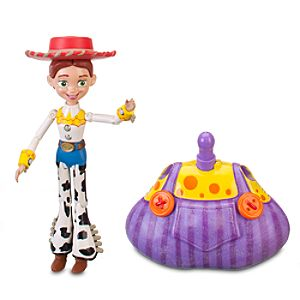 Toy Story Jessie Action Figure with Build Chuckles Part