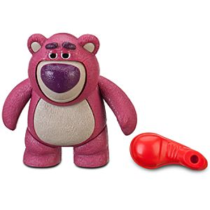 Toy Story Lotso Action Figure -- 6 H -- With Build Chuckles Part