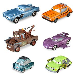 Spy Battle Cars 2 Die Cast Set -- 6-Pc.