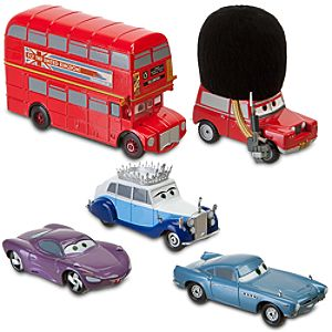 London Calling Cars 2 Die Cast Set -- 5-Pc.