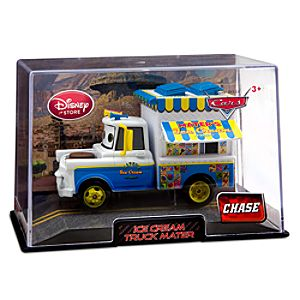 Ice Cream Truck Mater Die Cast Car - Chase Edition