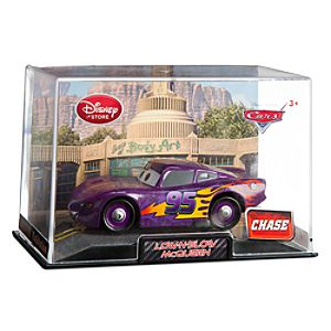 Lightning McQueen Low-N-Slow McQueen Die Cast Car - Chase Edition