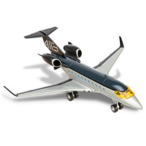 Cars 2 Siddeley Spy Plane Die Cast Plane