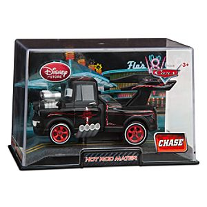 Tow Mater Die Cast Car - Hot Rod Mater - Chase Edition