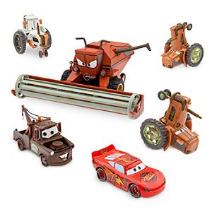 Cars Tractor Tipping Set
